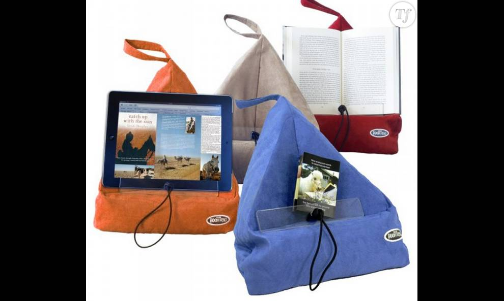 Coussin repose-livres