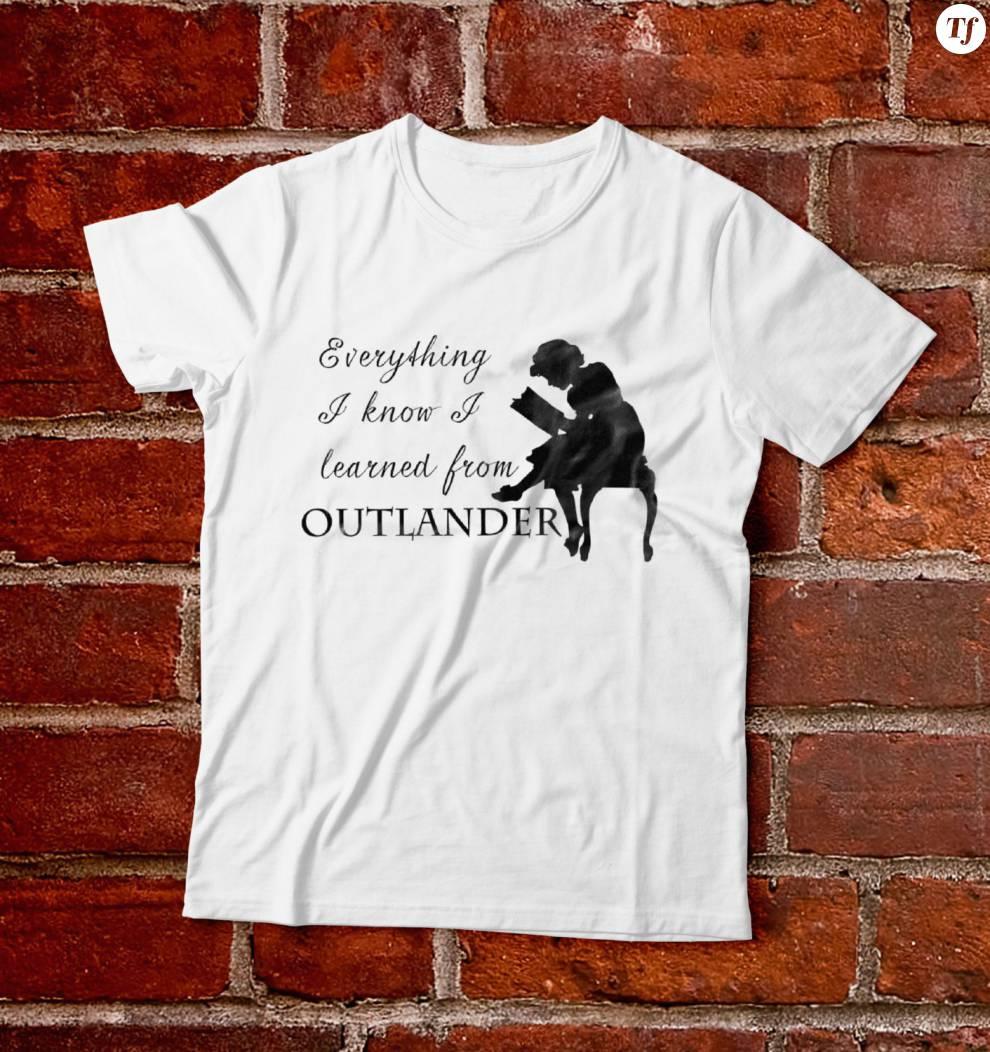 T-shirt Outlander