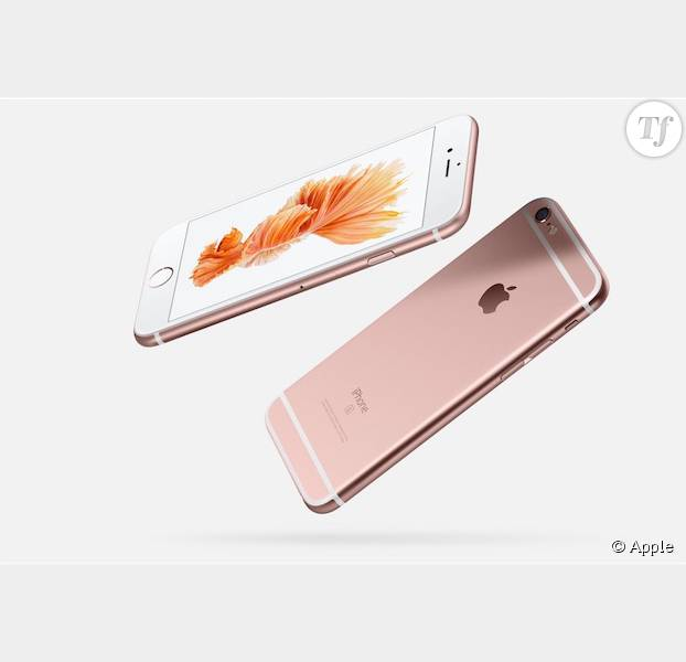 iPhone or rose