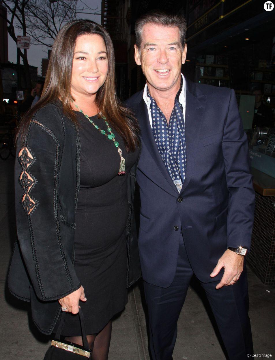 Pierce Brosnan et sa femme de longue date, Keely Shaye Smith