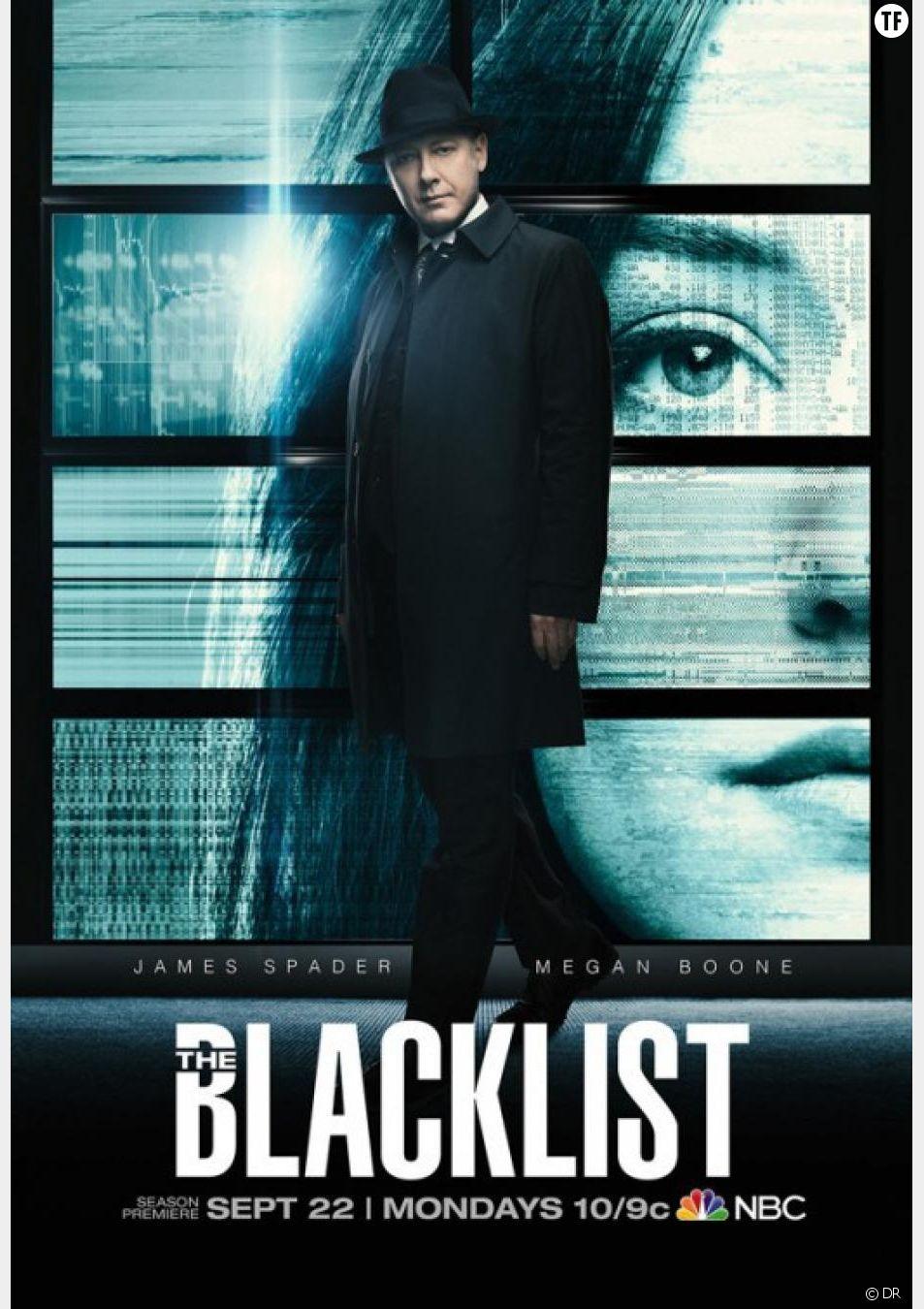 Poster de la série Blacklist