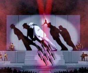 Concert : Michael Jackson au Cirque Soleil de Montréal