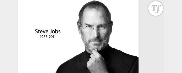 Steve Jobs, ex-patron d'Apple, est mort