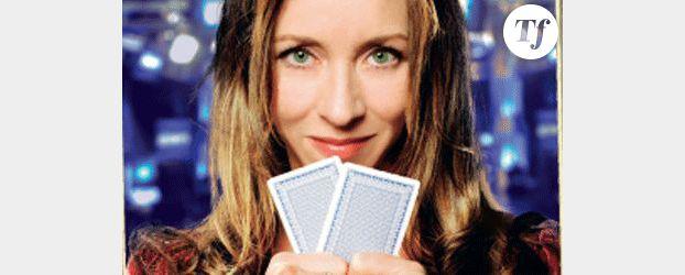 Isabelle Mercier, joueuse de poker