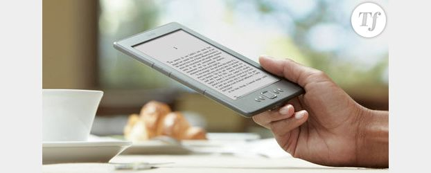 Amazon : Commander le Kindle en France