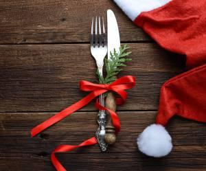 Julie Andrieu : mon menu de Noël facile et rapide pour femmes pressées