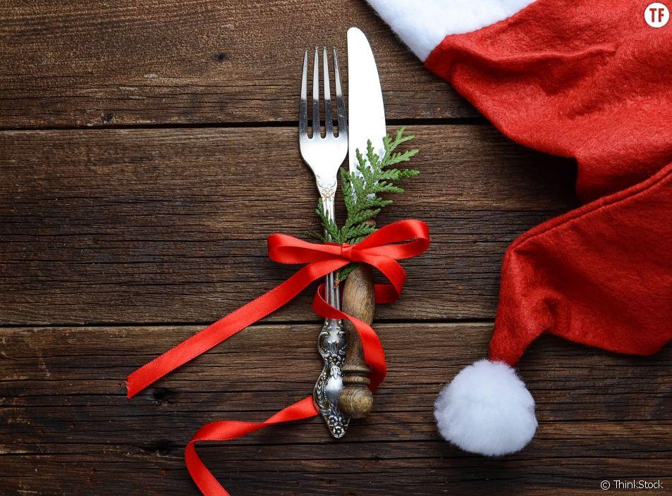 Julie Andrieu présente son repas de Noël idéal
