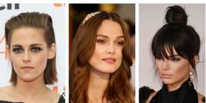Noël 2015 : 20 idées coiffures pour être la plus chic pendant les fêtes