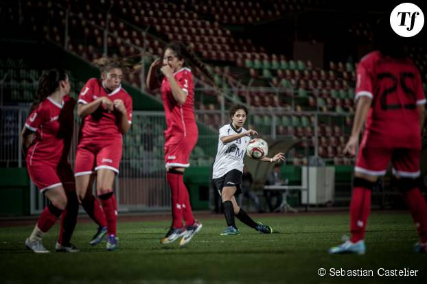 "Le match des "" Girls Football Academy """