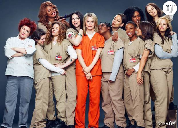Les héroïnes d'Orange is The New Black