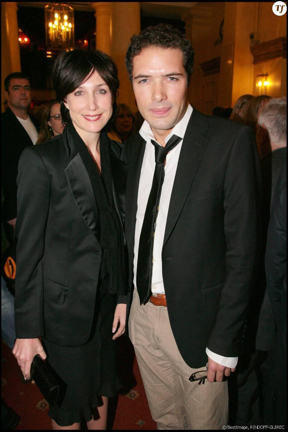 Elsa Zylberstein et Nicolas Bedos en 2007
