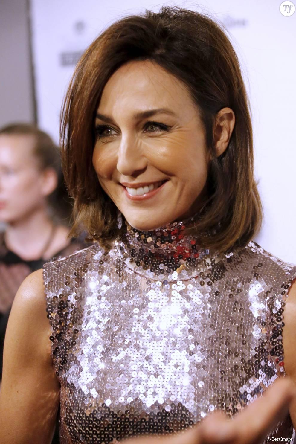 L'actrice Elsa Zylberstein
