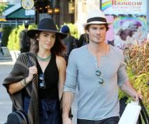 Ian Somerhalder : la belle déclaration d'amour de sa femme Nikki Reed