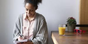 Écrire son journal intime : la méthode magique et facile pour être heureuse