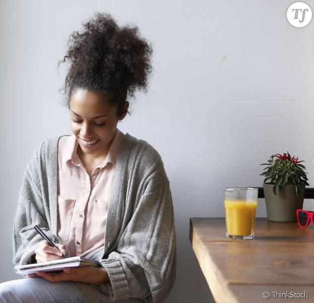 Ecrire son journal intime : la méthode magique et facile pour être heureuse