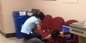 Un prof vole au secours d'une maman célibataire, le Web fond