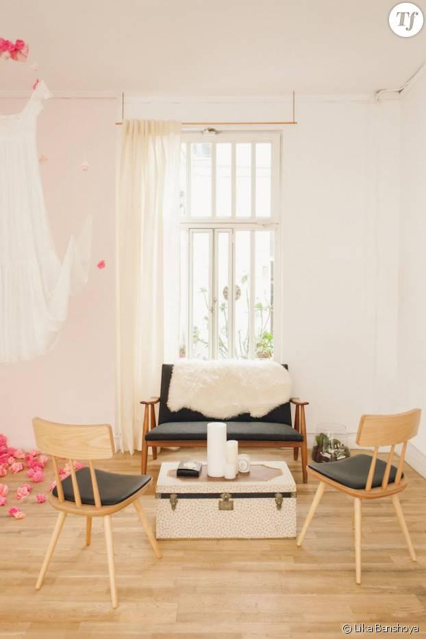 Le studio de Maison Floret, dans le Xe arrondissement