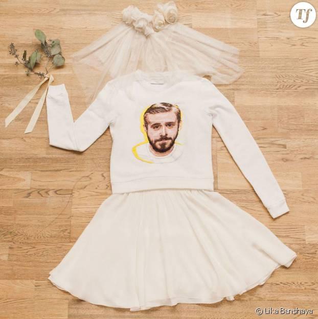 """Le sweat """"Ryan Gosling"""" de Maison Floret"""