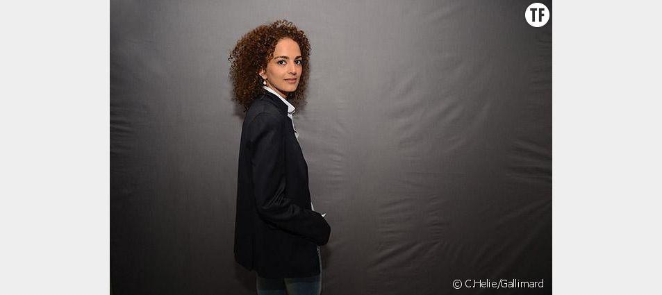 L'écrivaine Leïla Slimani