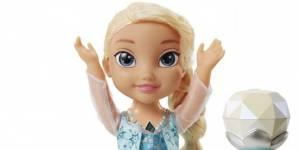 Chante avec Elsa (Reine des neiges) : où trouver la poupée avec son micro en rupture de stock ?