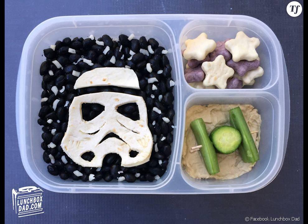 Pour une fois, on aimerait (manger) Dark Vador