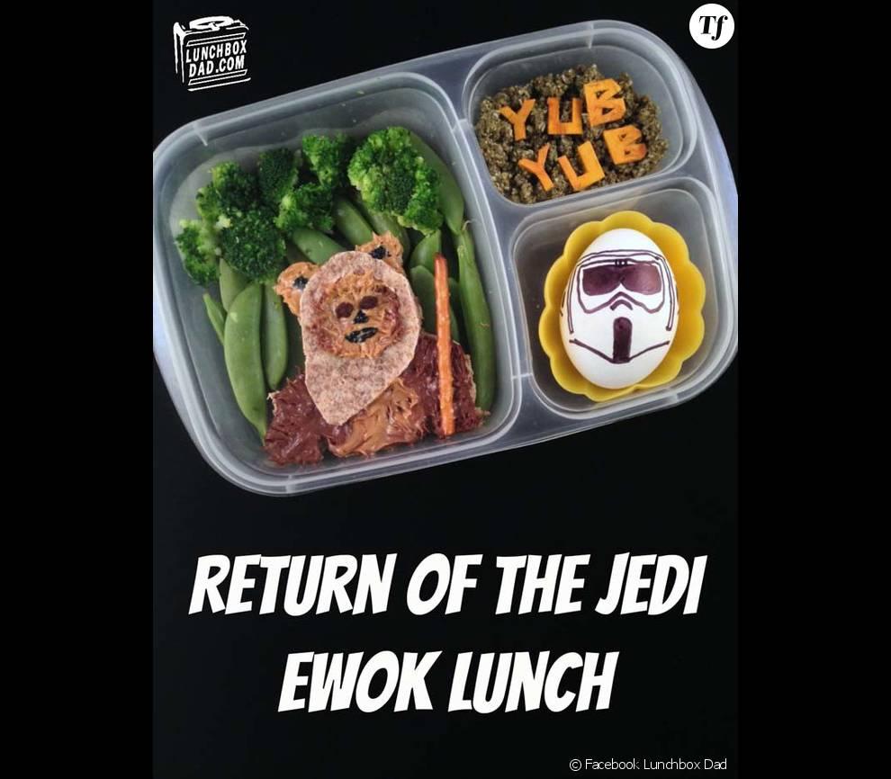 Le retour des Jedi n'est pas sans nous déplaire