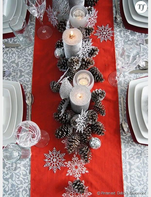 15 jolies idées déco de Noël pour la table et la maison