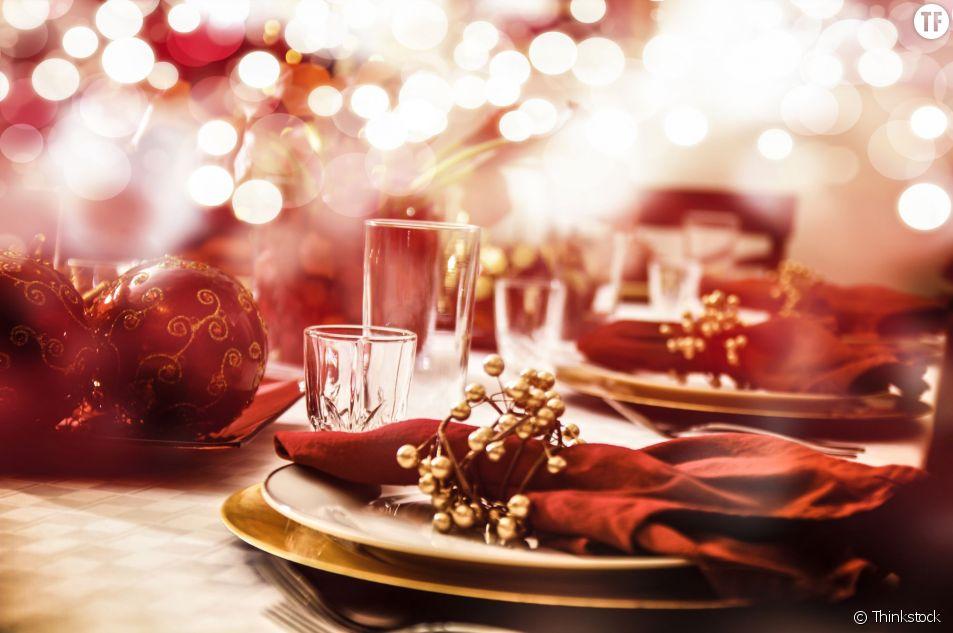 Vite, on s'inspire de Pinterest pour dresser une belle table de Noël !