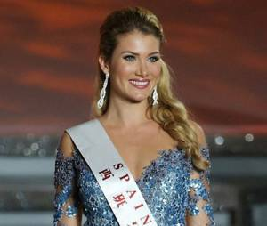 Mireia Lalaguna Royo élue Miss Monde 2015