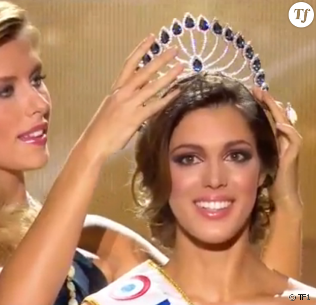 Gagnante miss france 2016 revoir le sacre de miss nord pas de calais sur tf1 replay terrafemina - Iris mittenaere miss monde ...