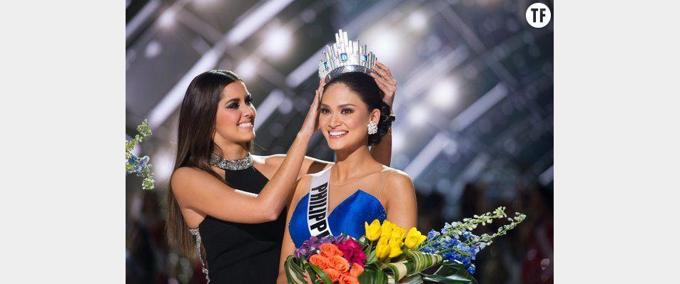 Miss Univers 2015 est Miss Philippines