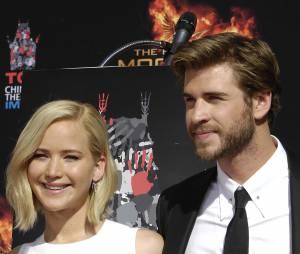Jennifer Lawrence et Liam Hemsworth