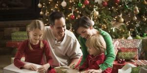Noël : 8 trucs qui ont changé depuis que vous êtes parents