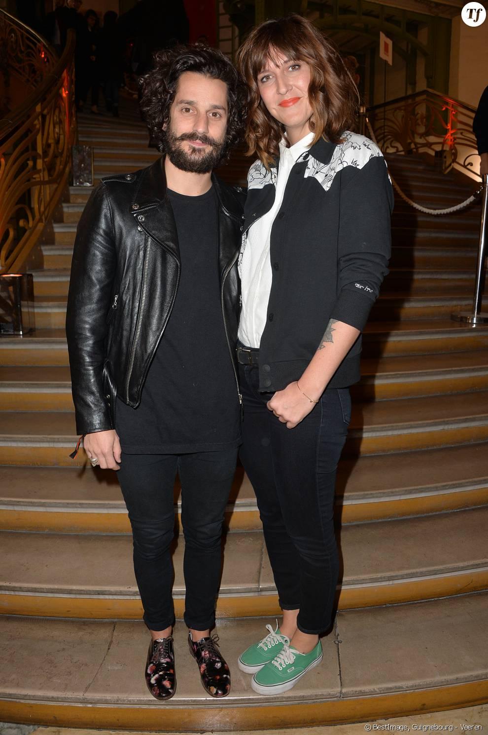 Daphné Bürki et son compagnon Gunther Love