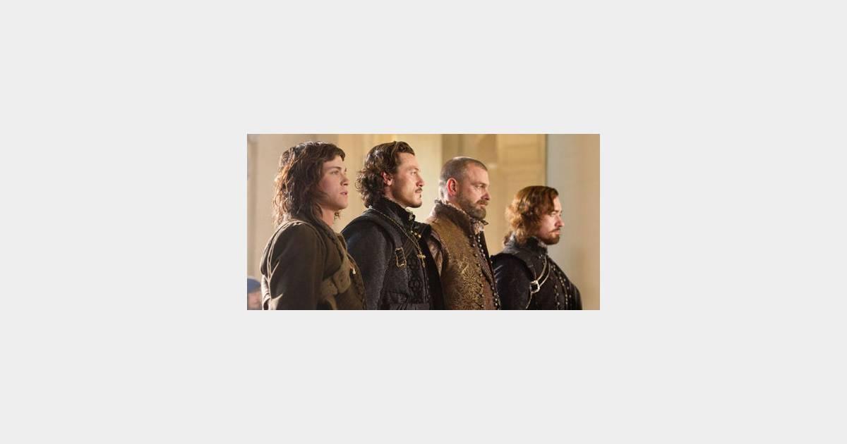 Les trois mousquetaires 3d sortie du film de paul w s for Les mousquetaires du meuble