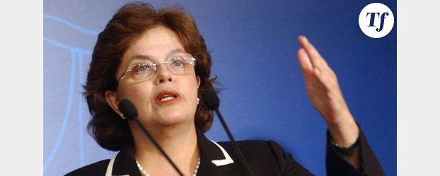 Dilma Rousseff, première femme à la tête du Brésil