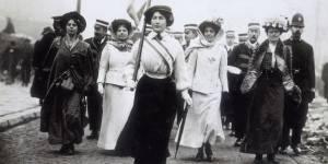 10 incroyables pionnières qui ont lutté pour les droits des femmes