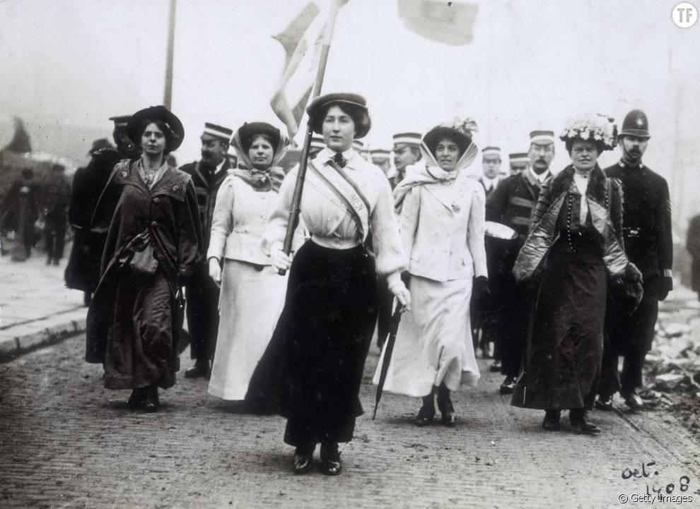 10 pionnières qui ont oeuvré pour les droits des femmes