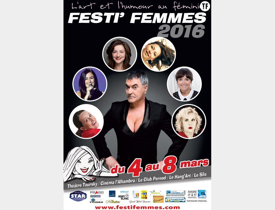 Festival Festi'femmes de Marseille