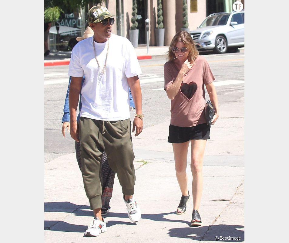 Ellen Pompeo et son mari chris Ivery