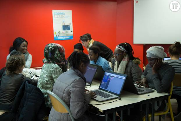 Atelier coding à la Web@cadémie