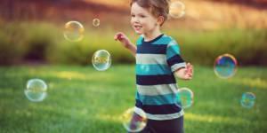 30 petits bonheurs à partager absolument avec ses enfants