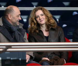 Nathalie Kosciusko-Morizet et son ex-mari Jean-Pierre Philippe