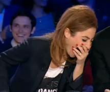On n'est pas couché : fou rire de Léa Salamé et Laurent Ruquier après une énorme bourde