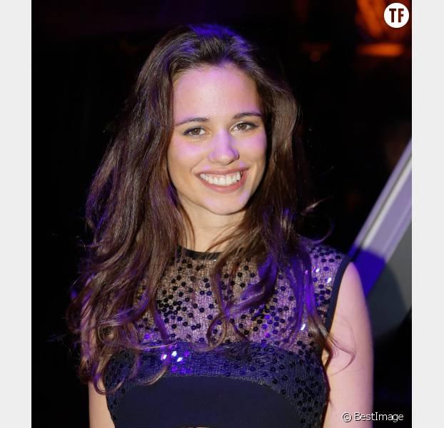 Lucie Lucas en mai 2015