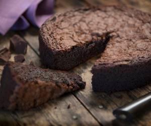 La délicieuse recette du gâteau au chocolat sans oeuf