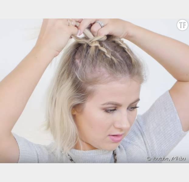 idee coiffure coupe au carre