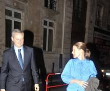 Bruno Le Maire : très amoureux de sa femme Pauline, la mère de ses quatre enfants