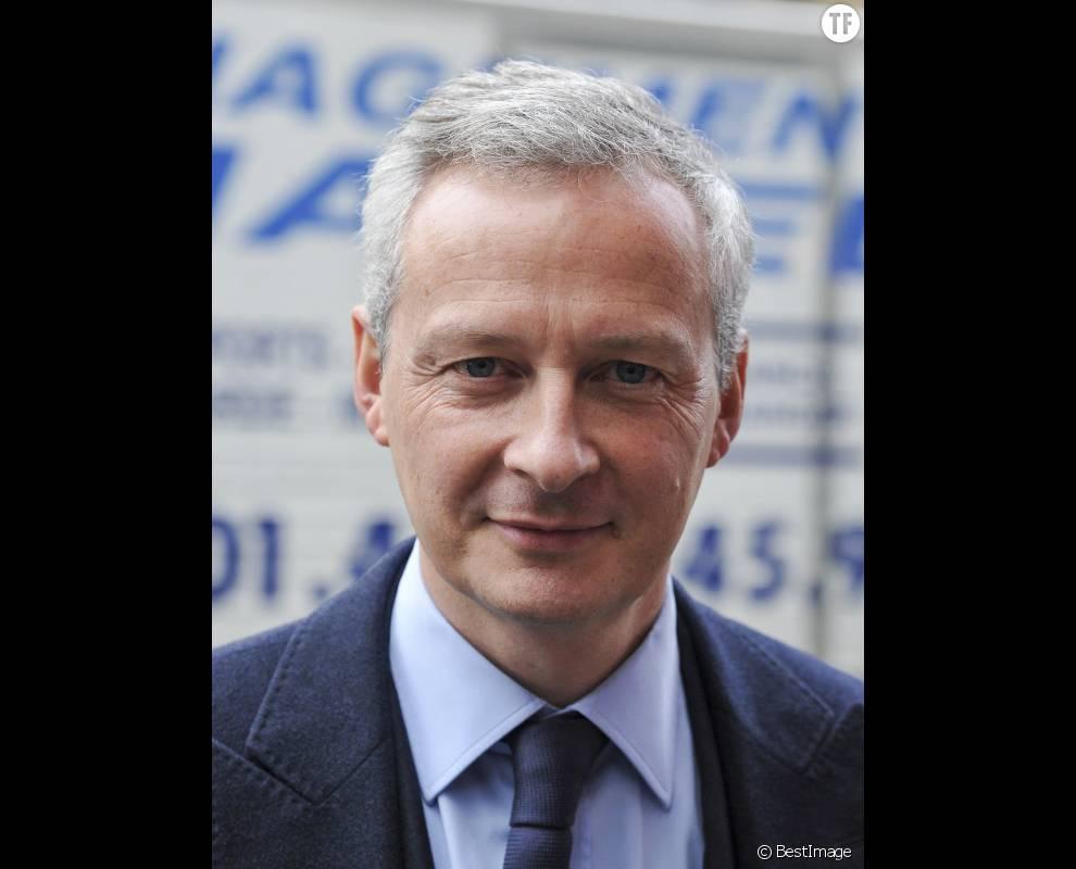 Bruno Le Maire en 2016