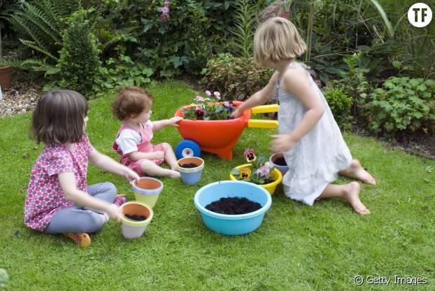A vos petits jardiniers en herbe